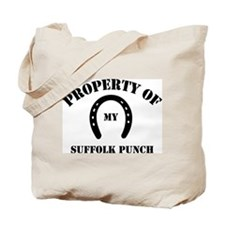 My Suffolk Punch Tote Bag