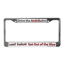 Andre Bauer License Plate Frame
