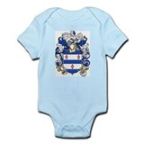 Darnell Coat of Arms Infant Creeper