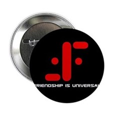 "V:Friendship is Universal 2.25"" Button"