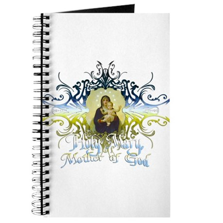 """Holy Mary, Mother of God"" Journal"
