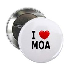 "I Love MOA 2.25"" Button (10 pack)"