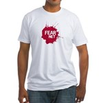 FEARnet - Fitted T-Shirt