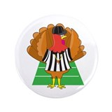 "Turkey Referee 3.5"" Button (100 pack)"