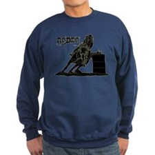 Rodeo Barrel Racer Sweatshirt