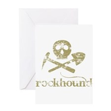 Rockhound Greeting Card