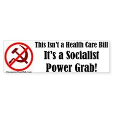"""It's Not Health Care"" Bumper Sticker (10 pk)"
