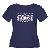 I ALWAYS LISTEN TO SARGE! Women's Plus Size Scoop