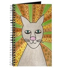 Halo Cat Journal
