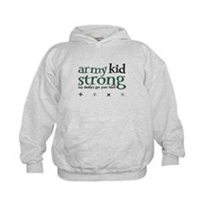 Army Kid Strong - Dad Hoodie