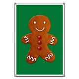 Gingerbread Man Banner