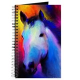 Stallion horse Journal