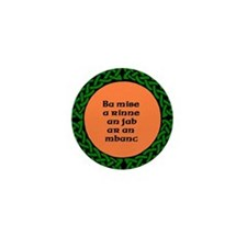 Unrepentant Fenian Mini Button (10 pack)
