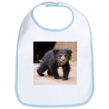 Sloth Bear Cub Bib