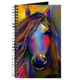 Mustang horse Journal