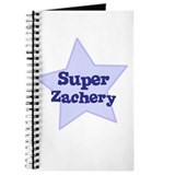 Super Zachery Journal