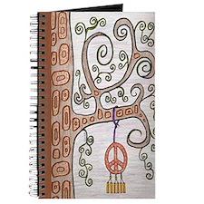 Peace Tree Windchime Journal