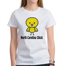 North Carolina Chick Tee