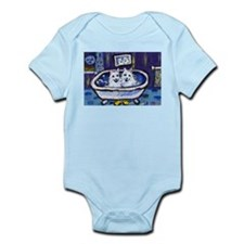 Eskie Bath Infant Creeper