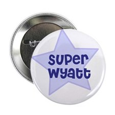 "Super Wyatt 2.25"" Button (10 pack)"
