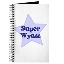 Super Wyatt Journal