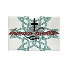 Demon Hunter Star Rectangle Magnet (10 pack)