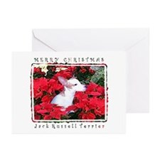Jack Russell Parson Greeting Cards (Pk of 10)