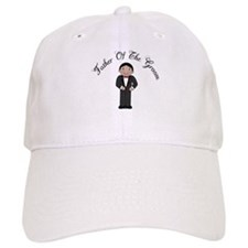 Fun Father Of The Groom Baseball Cap