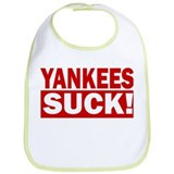 YANKEES SUCK! Bib