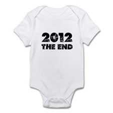 2012 The End Infant Bodysuit