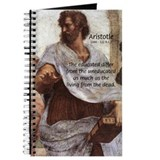 Aristotle Education Quote Journal