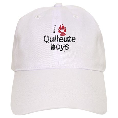 I Paw Quileute Boys Cap