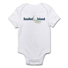 Sanibel Island FL Infant Bodysuit