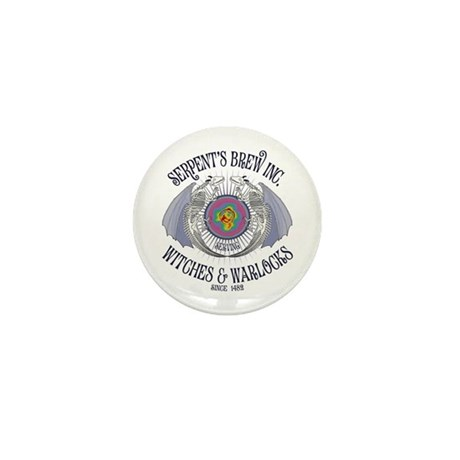 Serpent's Brew Mini Button (10 pack)