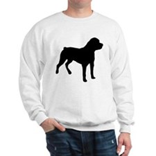 Rottweiler Shadow Sweatshirt
