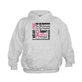 Pink Ribbon Tribute Hoody