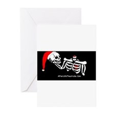 Unique After life Greeting Cards (Pk of 10)