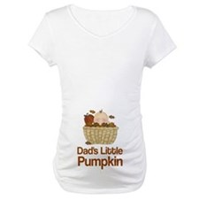 Dad's Little Pumpkin Shirt