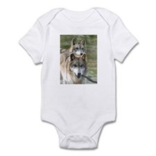Grey Wolves Infant Creeper