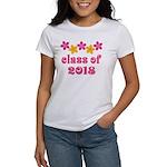Floral School Class 2018 Women's T-Shirt