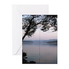 Hayden Lake Greeting Cards (Pk of 10)