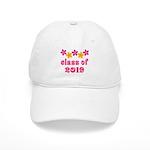 Floral Class Of 2019 Cap