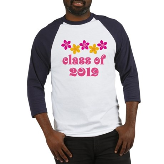 Floral Class Of 2019 Baseball Jersey