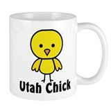 Utah Chick Coffee Mug