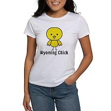 Wyoming Chick Tee