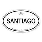 Santiago Peak Trail