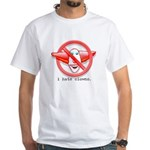 I hate clowns NCZ White T-Shirt