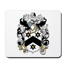 Devers Coat of Arms Mousepad