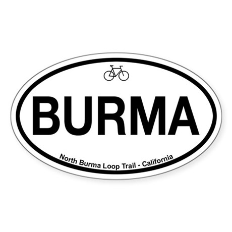 North Burma Loop Trail