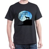 I Run With The Wolves T-Shirt